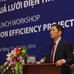 """Hội nghị khởi động dự án """"Hiệu quả lưới điện truyền tải"""""""